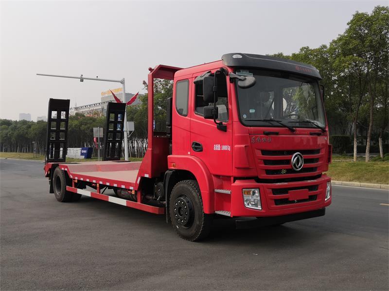 (国六)东风锦程平板运输车